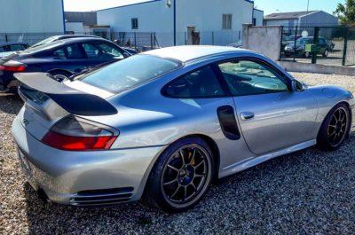 Restauration Porsche