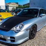 Restauration Porsche Photographie