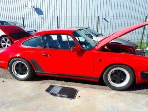 Réparation Porsche